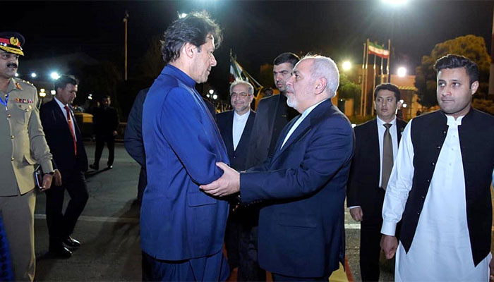 وزیراعظم کا دورہ مکمل، تہران سے وطن روانہ