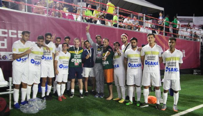 سوکا ورلڈ کپ: پاکستان اورسلووینیا کی ٹیمیں آج مدمقابل ہوں گی