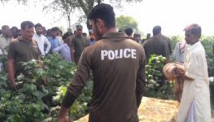 سیالکوٹ میں 8 سالہ بچہ زیادتی کے بعد قتل