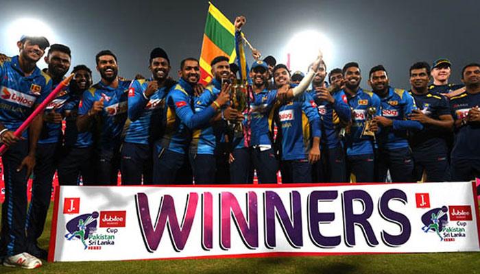 سری لنکا نے ٹی ٹوئنٹی سیریز جیت کر خطرے کی گھنٹی بجا دی