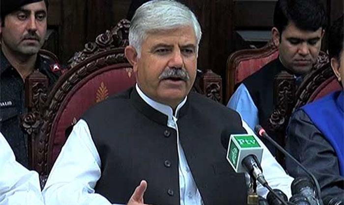 اگے 4 سال بھی پی ٹی آئی حکومت کے ہیں ، محمود خان