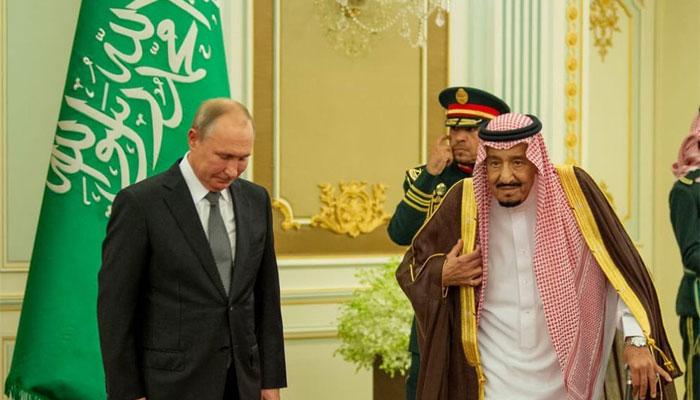 روسی صدر کا 12 سال بعد سعودی عرب کا دورہ