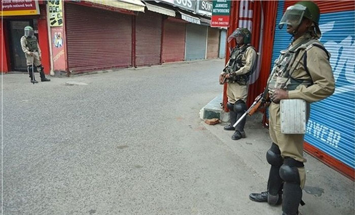 مقبوضہ کشمیر : بھارتی مظالم پر امریکی اخبار کا اداریہ