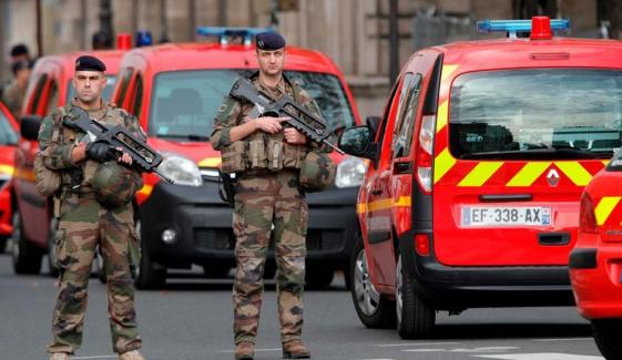 French Police Arrest 5 People Linked To Deadly Knife Attack