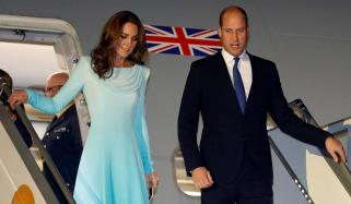 The Duke And Duchess Of Cambridge Have Arrived In Pakistan