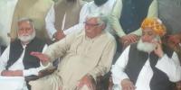 Azadi March Fazal Ur Rehman Meets Asfandyar Wali