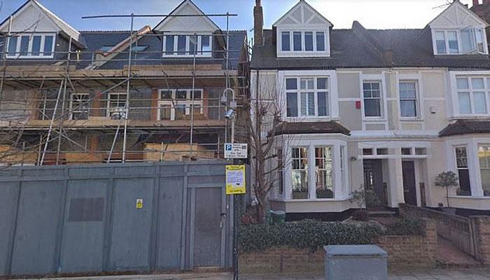 برطانیہ: بارہ انچ جگہ کا تنازع، 60کروڑ کا مکان مہندم ہوسکتا ہے