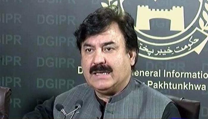 جے یو آئی کے باوردی دستے کے خلاف ایکشن کا اعلان