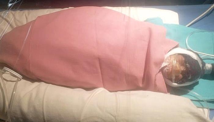 75 سال کی عمر میں بچی کو جنم دینے والی عمر رسیدہ ماں