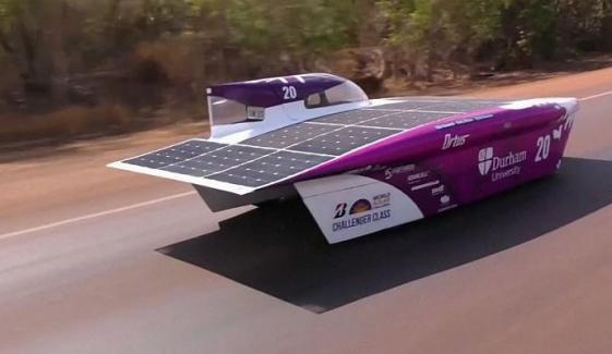 Worlds Biggest Solar Car Race Gets Underway In Australia