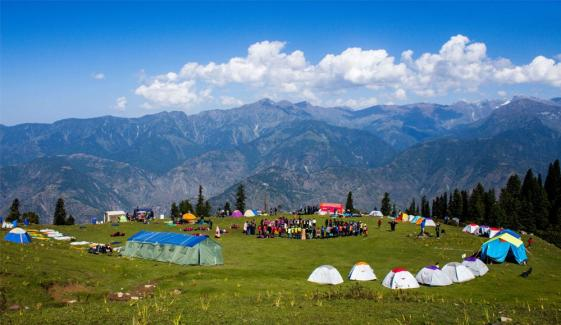 International Markhor Conference Ends In Siri Paya