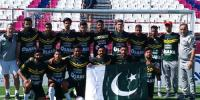 The First Match Was Defeated Due To Non Issue Of Visas