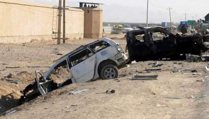 افغان صوبےلغمان میں کار بم دھماکا، 2 فوجی ہلاک