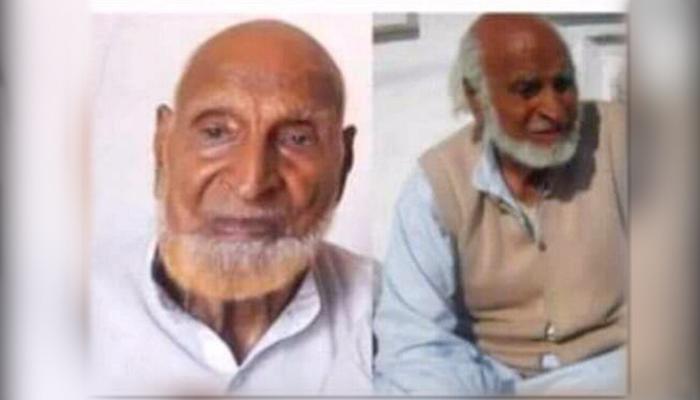 قائداعظم کے محافظ کا 110 سال کی عمر میں انتقال