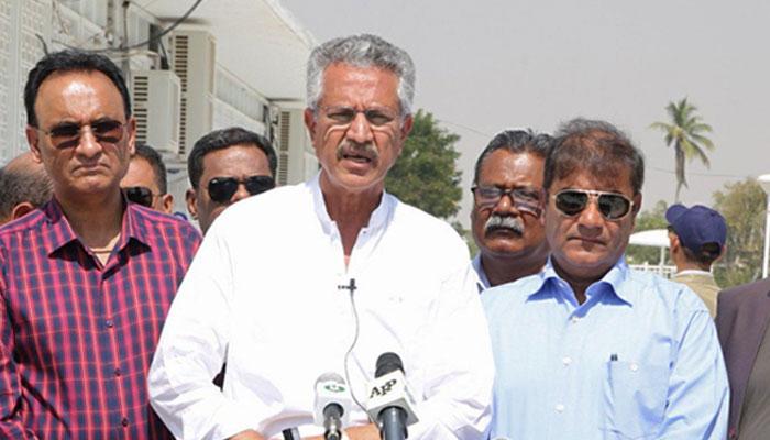 سندھ حکومت کی صفائی مہم ، مستقل مسئلے کا حل نہیں ، وسیم اختر