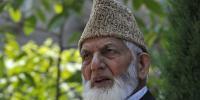 Syed Ali Gilani Express Gratitude To Pakistan On Kashmiris Support