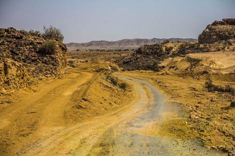''گڈاپ'' کراچی کا مضافاتی علاقہ