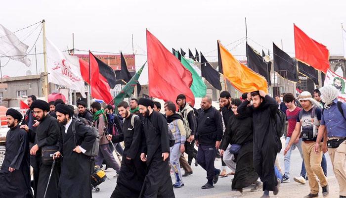 دنیا کا سب سے بڑا اور غیر معمولی 'پیدل مارچ'