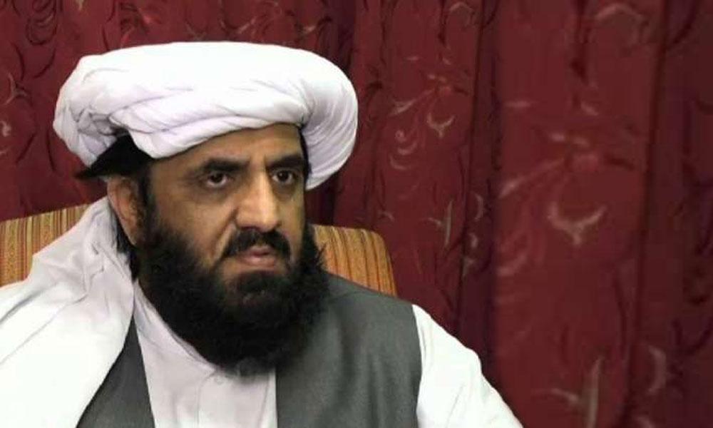حکومتی کمیٹی مذاکرات کیلئے آئے تو استعفیٰ ساتھ لائے: حافظ حمد اللّٰہ