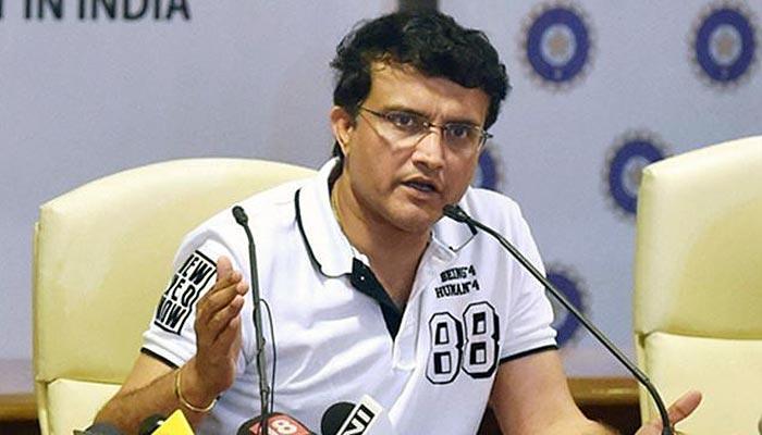پاک بھارت سیریز پر گنگولی نے کیا کہا؟