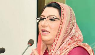 Firdous Ashiq Awan Criticises Maulana Fazlur Rehman
