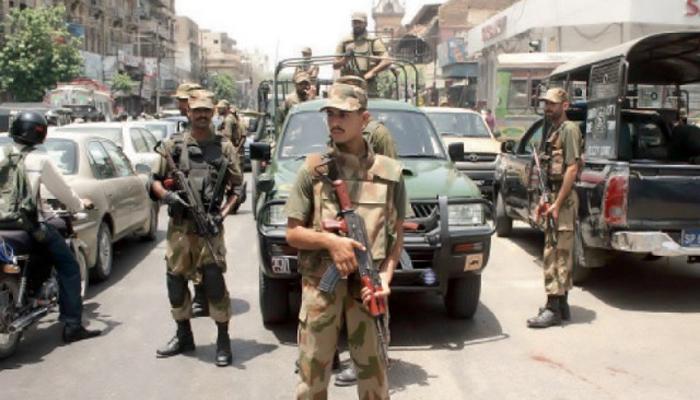 چہلم پر کراچی میں فوج تعیناتی کی سفارش