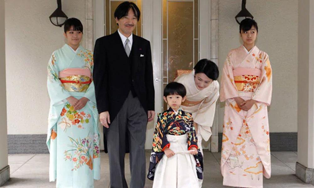 جاپان کے شاہی تخت کو وارثوں کی قلت
