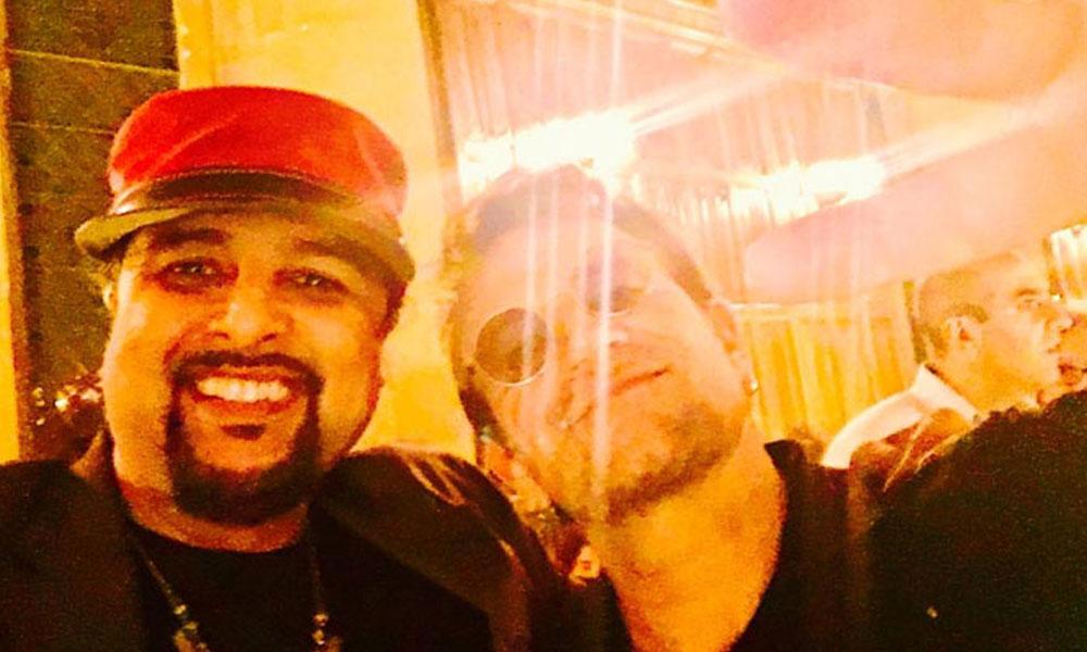 آئرش گلوکار'بونو' پاکستان آنے کے لیے بے چین