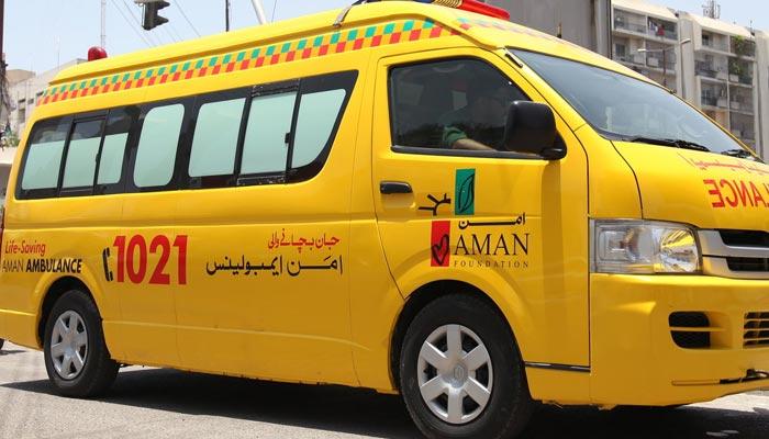 سندھ حکومت نے امن ايمبولينس کیلئے گرانٹ منظور کرلی