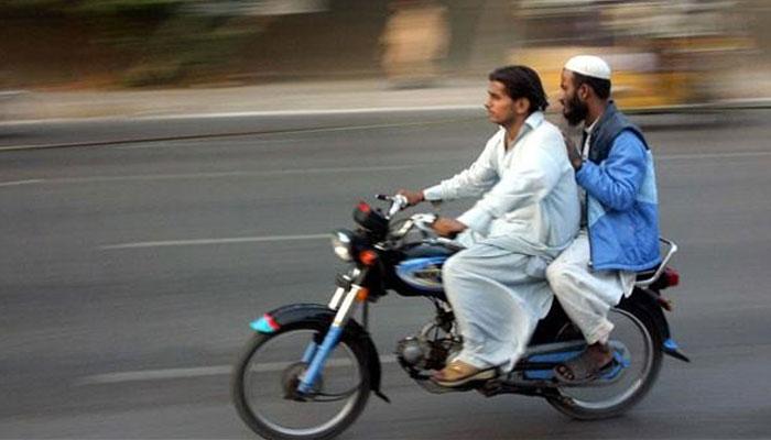 چہلم امام حسین ؓ پر صوبہ سندھ میں ڈبل سواری پر پابندی