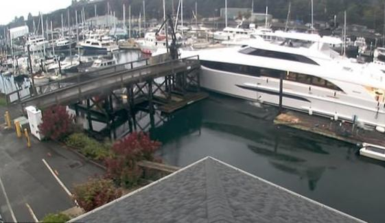 24 Million Luxury Yacht Plows Into Smaller Boats Causing 100000 Damage Washington Port