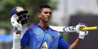 Youngest Indian Crickete Who Made New Record Of Double Centure