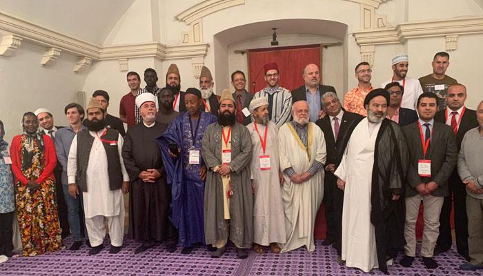 انٹرنیشنل امن کانفرنس اسپین کا انعقاد