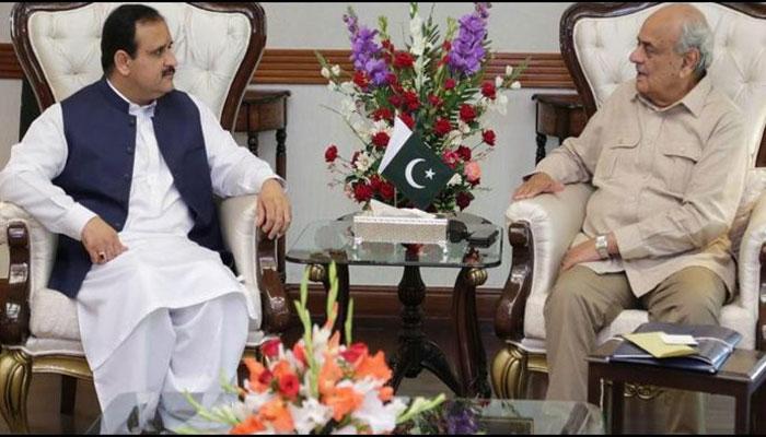 وزیر داخلہ اور وزیراعلیٰ پنجاب قانون شکن عناصر کیخلاف بلاتفریق کارروائی پر متفق