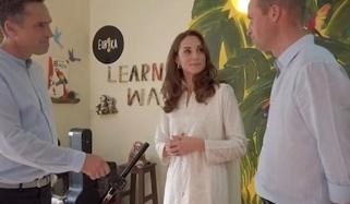 Princess Kate Declared Her Visit To Pakistan The Best Tour