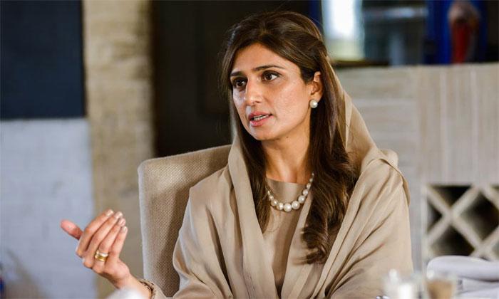 پاکستان کا سیکورٹی بیانیہ تبدیل ہونا چاہیے ، حنا ربانی کھر