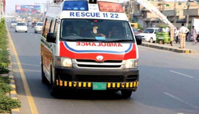 میانوالی: ایمبولینس کو حادثہ، 9 افراد جاں بحق