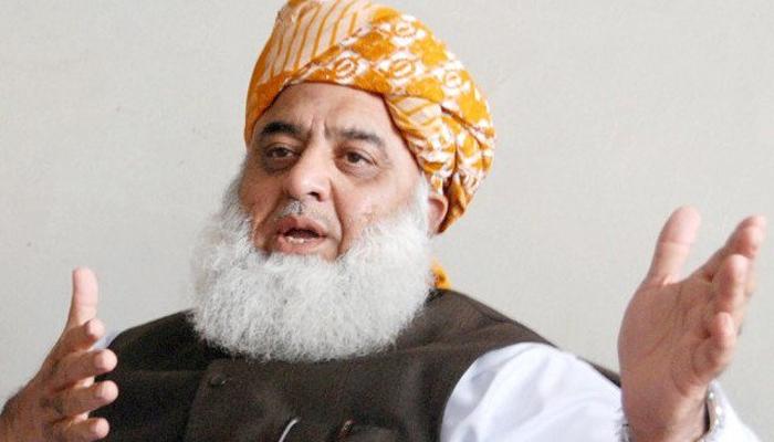 حکومت غلط فہمیاں پیدا کر رہی ہے، مولانا فضل الرحمٰن