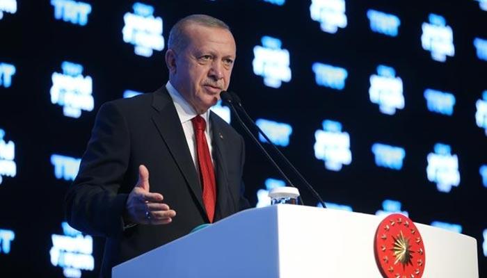 شام کی زمیدن پر قبضے کا ارادہ نہیں، ترک صدر