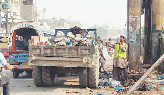 Sindh Govt Cleaning Campaign Last Day