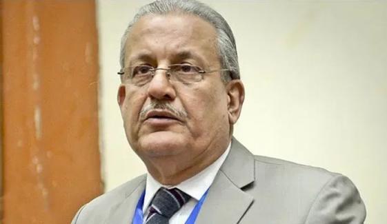 Nab Force Fully And Apply Pressure On Khurshed Shah To Admit Things Raza Rabbani
