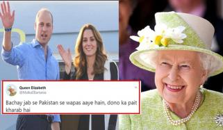 The Queen Is Trolling Kate Middleton And Prince William Visiting Pakistan And Its Hilarious