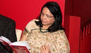 Germany Launch Of Ishrat Moin Seemas Poetry Collection