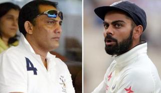 Virat Kohli Surpasses Azhar Uddin As South Arica Forced To Follow On