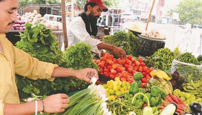 پشاور : اشیاء خوردونوش کی قیمتوں میں اضافہ
