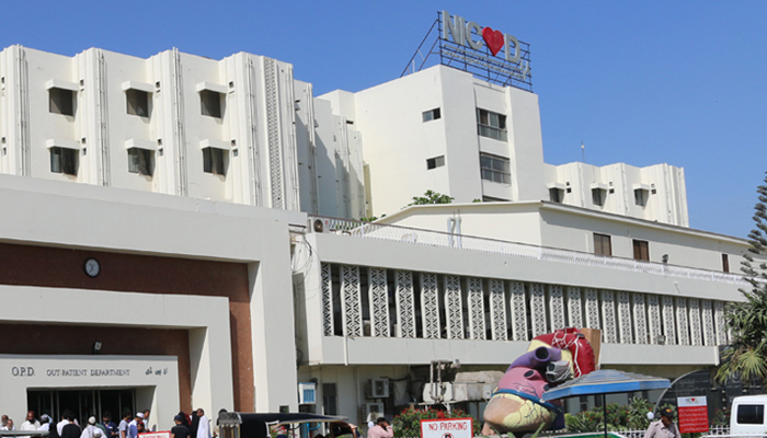 NICVD کی مشینیں خراب، مریضوں کی جانوں کو خطرات لاحق
