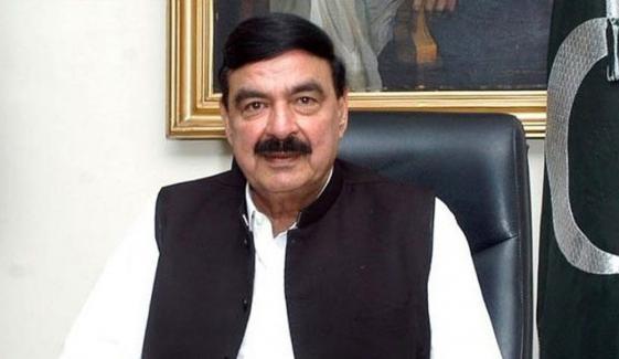 Sheikh Rasheed Criticises Maulana Fazlur Rehman