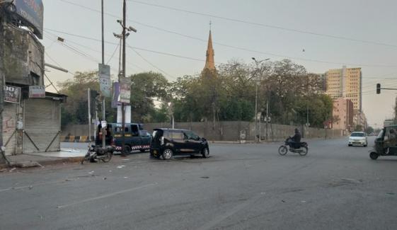 No Encroachment Zone To Be Make At Saddar And Tariq Road