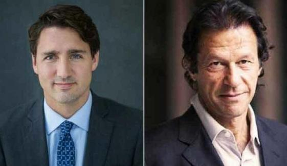 Imran Congratulates Trudeau On Victory In Canadian Election