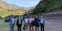 Foreign Ambassadors Visits Loc But Indian Deputy High Commissioner Did Not Visit